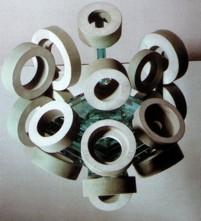Полировальные круги для стекла